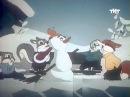 Дедушка и внучек 1950 Детские мультфильмы