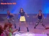 TALEESA Let Me Be (Live in Italy) - Emanuela Gubinelli 1995