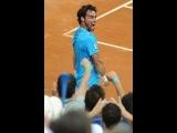 2014 Davis Cup 14 Fabio Fognini vs Andy Murray HD