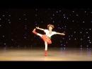 Саша Солунина Танец Украинский сувенир. Ансамбль Карусель. отчетный концерт 2018