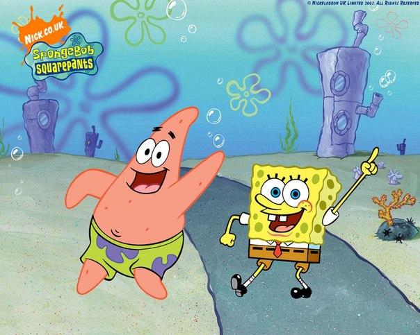 фото планктон спанч боб
