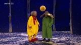 Снежное шоу Славы Полунина (2010г) HD