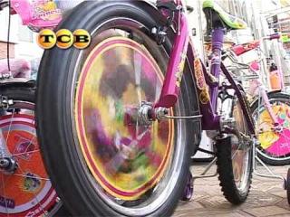Как выбрать велосипед для ребенка.