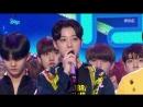 180407 Девятая победа Wanna One c 'BOOMERANG(부메랑) на Show! Music Core