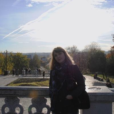 Анастасия Загорулько, 10 февраля , Харьков, id182497263