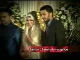 Ayesha Takia's wedding reception