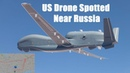 US Drone RQ 4 Global Hawk Spotted Near Russian Black Sea Borders Reports