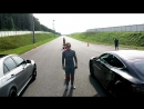Tesla Model S P100D Ludicrous vs Mercedes Benz E63AMG Drag Racing