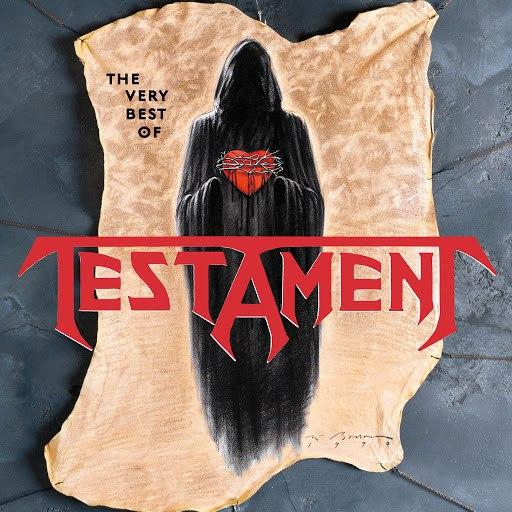 Testament альбом The Very Best Of Testament