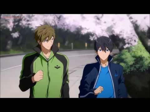 [VOSTFR] Free! Timeless Medley Kizuna - Scène Makoto Haru