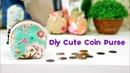 DIY Christmas gift~ Diy Cute Zipper Coin Purse Easy Sewing Project 【巧小拉链零钱包教学】HandyMum❤❤
