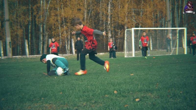 Открытый турнир по футболу Золотая осень-2018 среди юношей 2006-07 и 2008-09 гг.р.