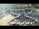 21.09.2018 рік. Вапнярська ЗОШ №2, флеш-моб ❁Голуб миру❁