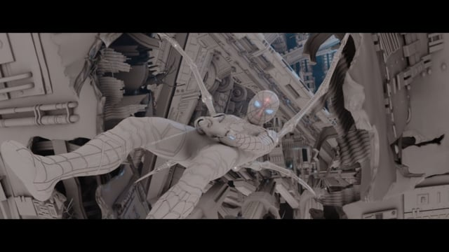 Cinesite Avengers Infinity War VFX Breakdown Reel