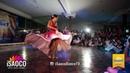 Viktoria Klimenko and Elena Badzym Show dancing at Seasky Salsafest Batumi, Friday 15.06.2018