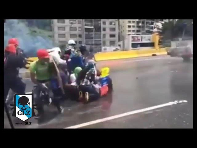 VENEZUELA La Policía Venezolana se Cansó de aguantar a estos terroristas TEMPLARIOS