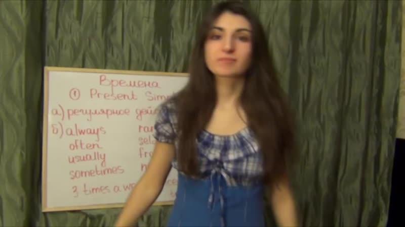 Ирина ШИ 20 Английский PRESENT SIMPLE НАСТОЯЩЕЕ ПРОСТОЕ Ирина ШИ