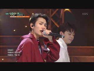 PERF : Lee Hongki (FTIsland) - COOKIES (Feat. Ilhoon of BTOB) @ Music Bank