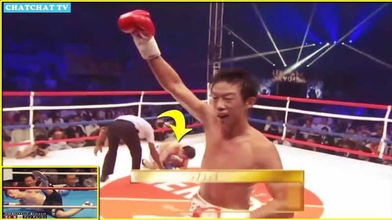 7 KO Satoshi Shimizu