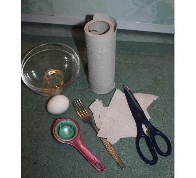 Яичная маска-пленка. Отличная альтернатива очищающим полоскам (фото поэтапно)