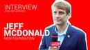 NEM Foundation. Jeff McDonald. Interview. English version