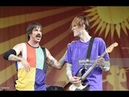 Josh saves the day - Compilation of Josh Klinghoffer saving Anthony Kiedis' singing