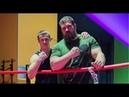 МАКСИМ ЩЕКИН и КИРИЛЛ САРЫЧЕВ провели совместную тренировку в фитнес клубе Worldclass