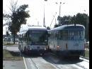 Trolejbusu līnija Nr. 8. / Троллейбусная линия № 8