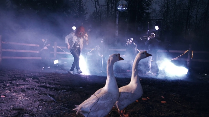 ПНЕВМОСЛОН — концерт для коз, гусей и Паши Техника