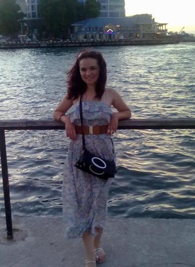 Анна Венгер, 25 апреля 1994, Киев, id125368439