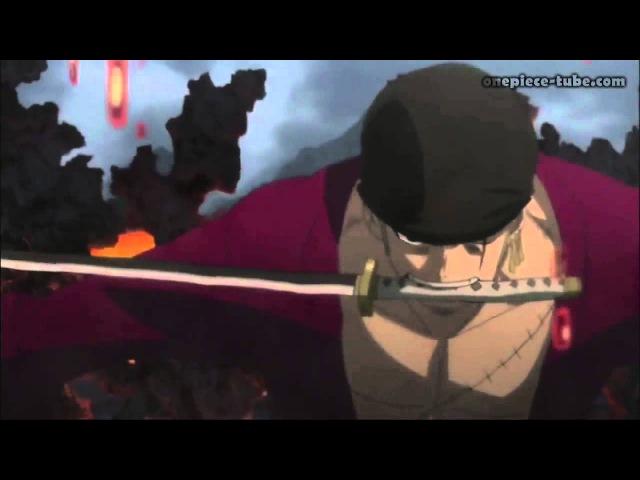One Piece Film Z - Zorro VS Ain HD Final Battle Ger Sub