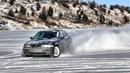 BMW E46 ICE Drifting