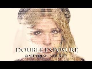 Create Double Exposure effect in Photoshop CS6\\pkj