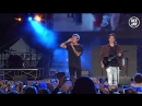 Benji _u0026 Fede sul palco di Deejay on Stage con Buona Fortuna