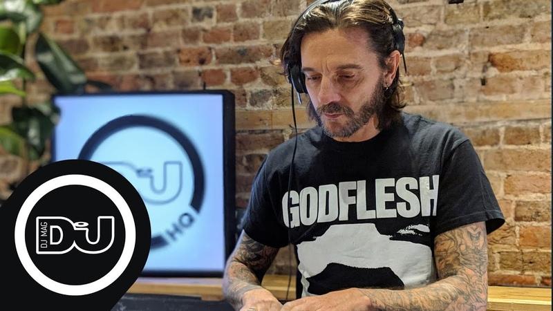 Oscar Mulero Live From DJMagHQ