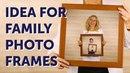 Beautiful family photo gift idea l 5-MINUTE CRAFTS