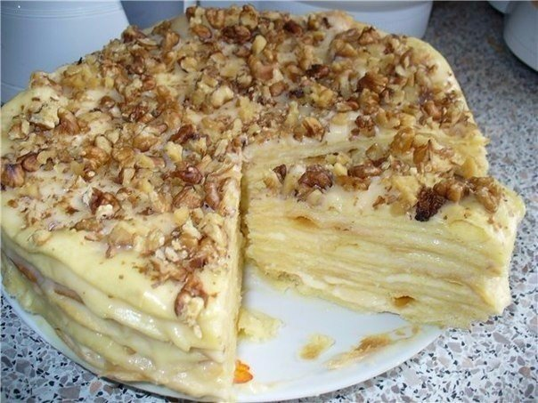 """Торт """"Королевский"""" Привлекло меня в этом тортике то,"""