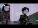 None else but us two- He Said She Said- Code Lyoko Festival ( Dedicated to Mac and Assaf)