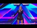 Jacinta Gulisano (of THIRD D3GREE) - The X Factor Australia 2013 - AUDITION
