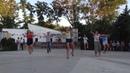 Прощальный концерт лагеря Россия Танец вожатых Мегуста