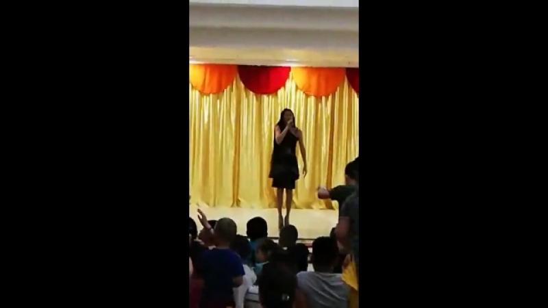 благотворительный концерт посвященный дню города Астана