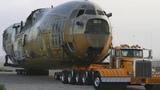 World Intelligent Technology Modern Oversize Load Transportation Huge Truck Mechanical Engineering