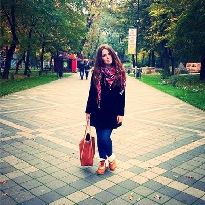 Анастасия Березина, 20 августа 1997, Москва, id217278812