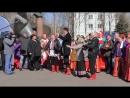 Заволокины в СеверодвинскеСъёмка телепередачи Играй Гармонь25.04.2015.