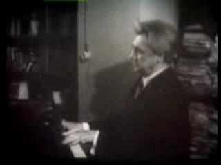 Генрих Нейгауз - Скрябин. Листок из альбома, ор. 45 №1 (1958)