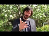 2013 Keanu Reeves video-message to the people of Sichuan