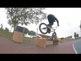 Dakota Roche BMX Grind