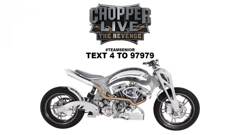 TeamSenior - Chopper Live Build Raw Edit