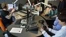 FULL AUDIO BTSs in the studio with KISS FM JoJo Wright