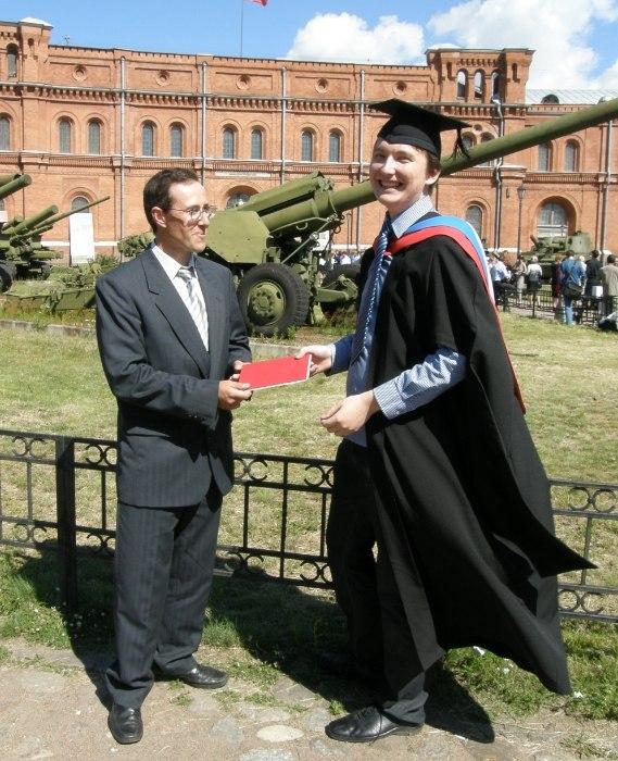Всем диплом, посоны Теперь я магистр, и да, я упоротый.